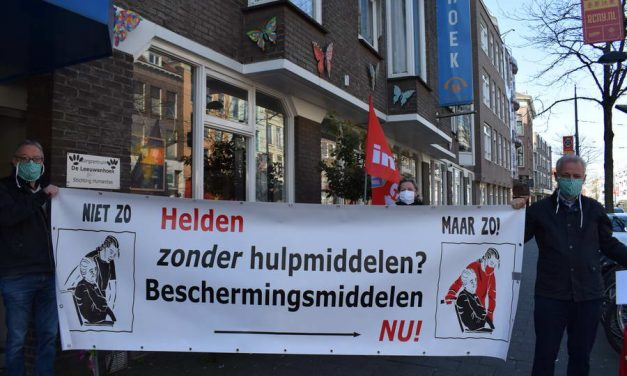 Open brief aan burgemeester, wethouders en gemeenteraad van Rotterdam