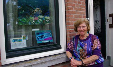Raamkunst in Kralingen-Crooswijk