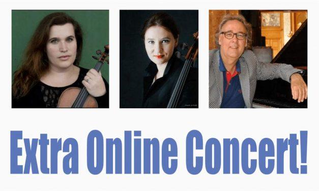 Muzikc organiseert een online concert op bevrijdingsdag