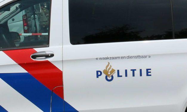 Politie zoekt getuigen van overval taxichauffeur Capelsebrug