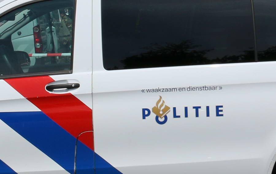 Twee mannen gewond bij steekpartij op de Zwart Janstraat