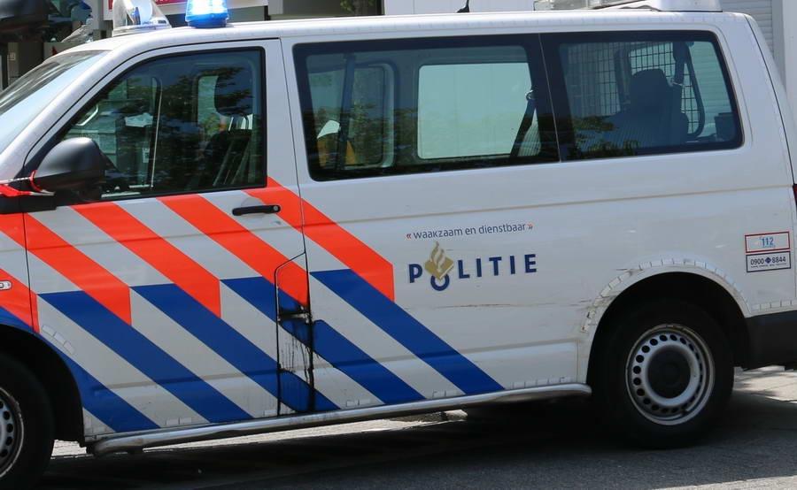 Twee gewonden bij een steekpartij aan de Rusthoflaan