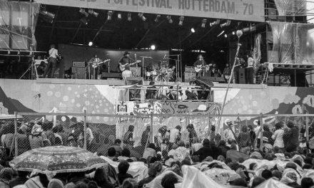 Expositie Holland Popfestival 50 jaar