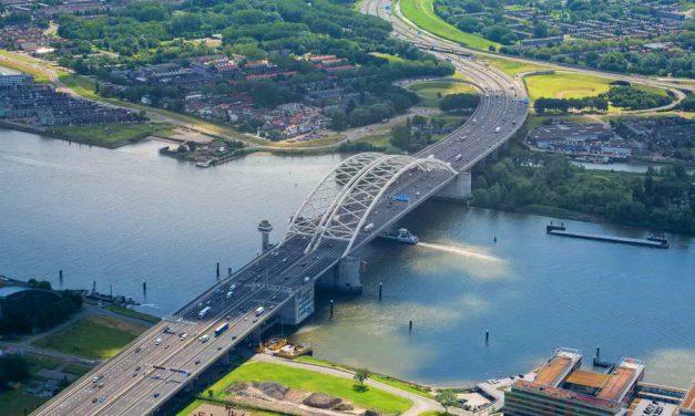 Grote opknapbeurt Van Brienenoordbrug vanaf 2025