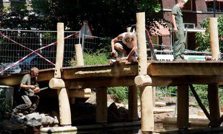 Van Galenbrug bijna helemaal nieuw