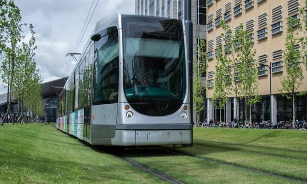 Tram lijn 7 24 uur in 'quarantaine' door coronaspugers