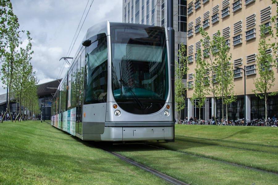 Tram lijn 7 24 uur in 'quarantaine' door coronaspugers