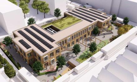 Nieuwbouw Arentschool in sneltreinvaart