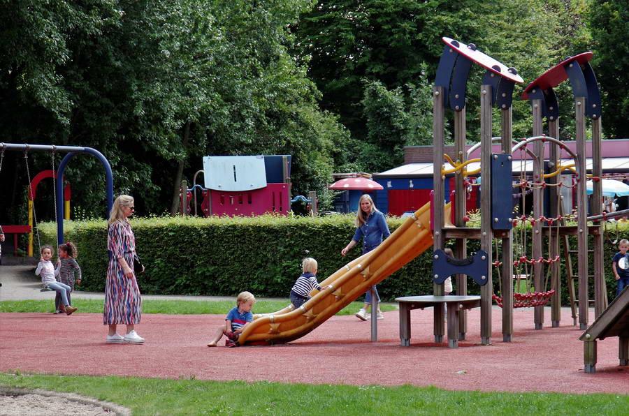 Speeltuin Kralingen: maximaal 100 kinderen