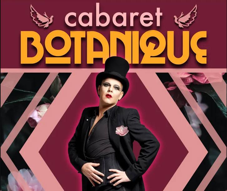 Cabaret Botanique in Trompenburg