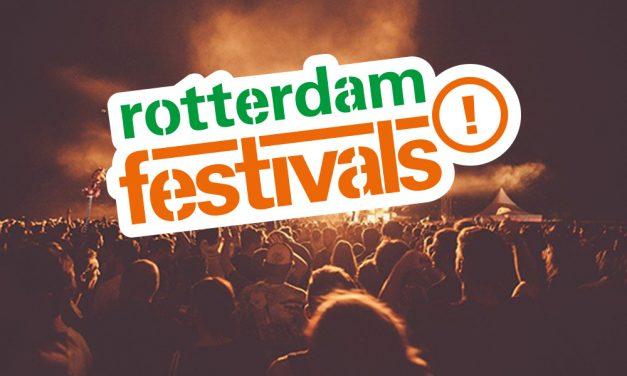 Rotterdam Festivals – Oproep plannen publieksevenementen 2021