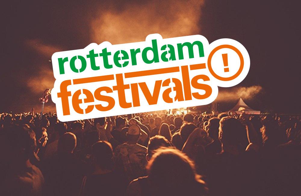Rotterdam Festivals - Oproep plannen publieksevenementen 2021