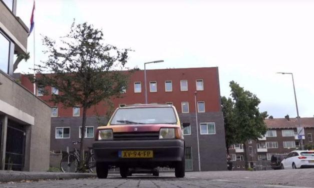 Drie rijen dik tv-kijken bij daklozenopvang Havenzicht in Kralingen