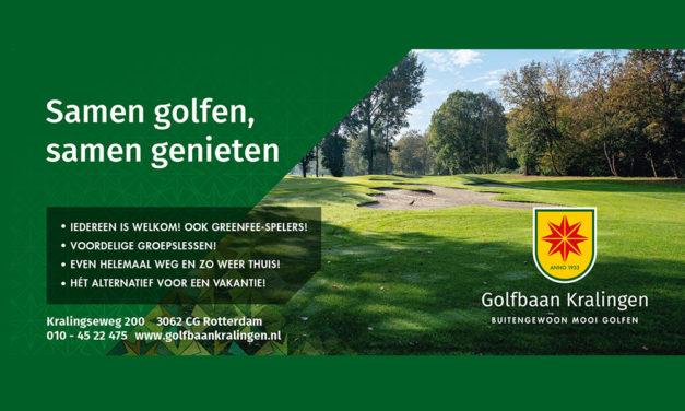 Golfbaan Kralingen: samen golfen, samen genieten