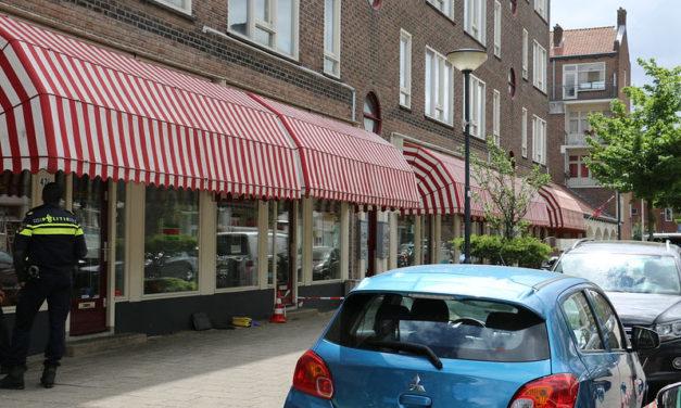 Verdachte aangehouden voor schieten op pand Frits Ruysstraat