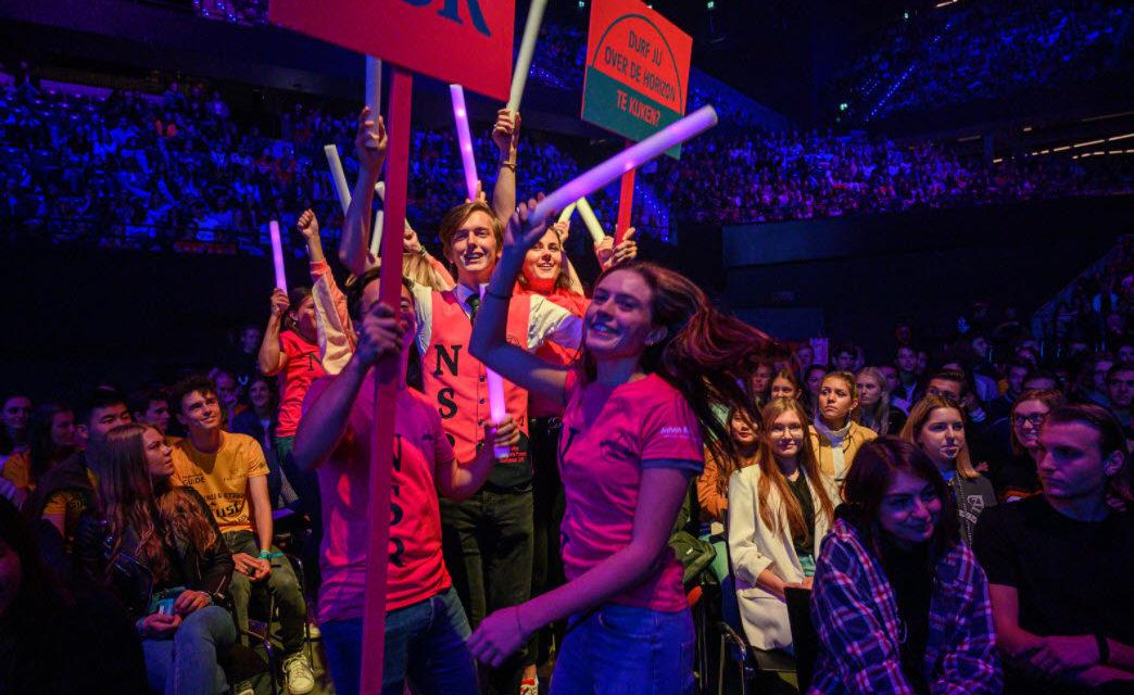 Geen Eurekaweek voor Rotterdamse studentenvereniging S.S.R. vanwege corona