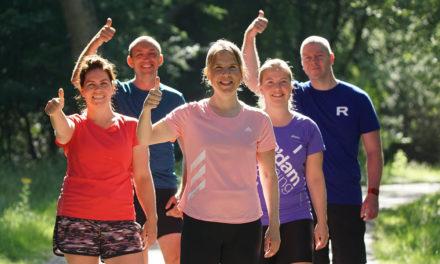 Ontspannen en in balans met Mindful running