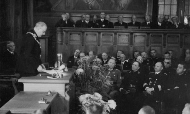 Sterker door Strijd, 100 jaar lokale democratie in de raadzaal