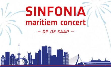 Sinfonia Maritiem Concert op de Kaap