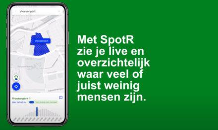 SpotR geeft Rotterdammers ruimte