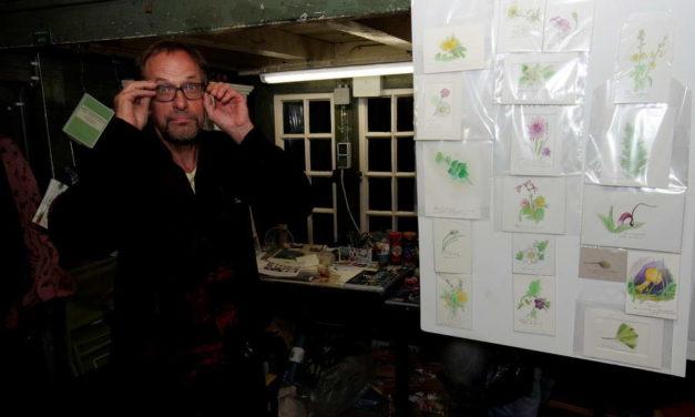 Afsluiting van het magische jaar in de Botanische Tuin Kralingen