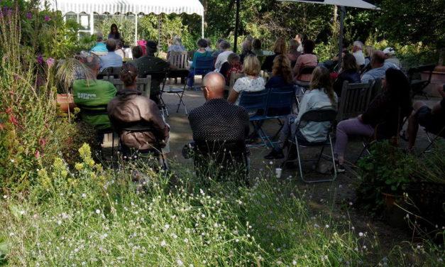 'Afgeslankt' herfstfeest in Botanische Tuin Kralingen