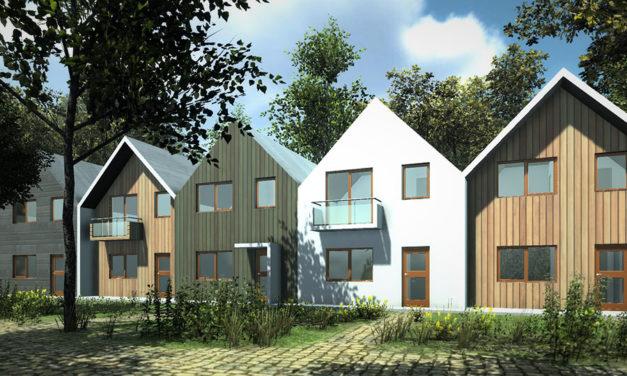 Wonen in een tiny house kan nu ook in Rotterdam
