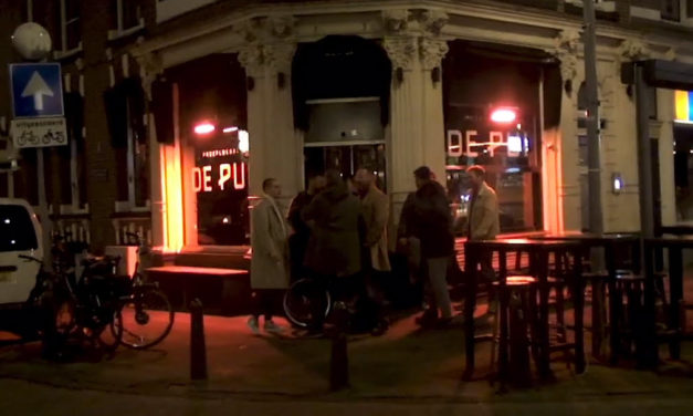Documentaire Het Sloopteam in première: Het feest in De Pui was in ieder geval al slopend