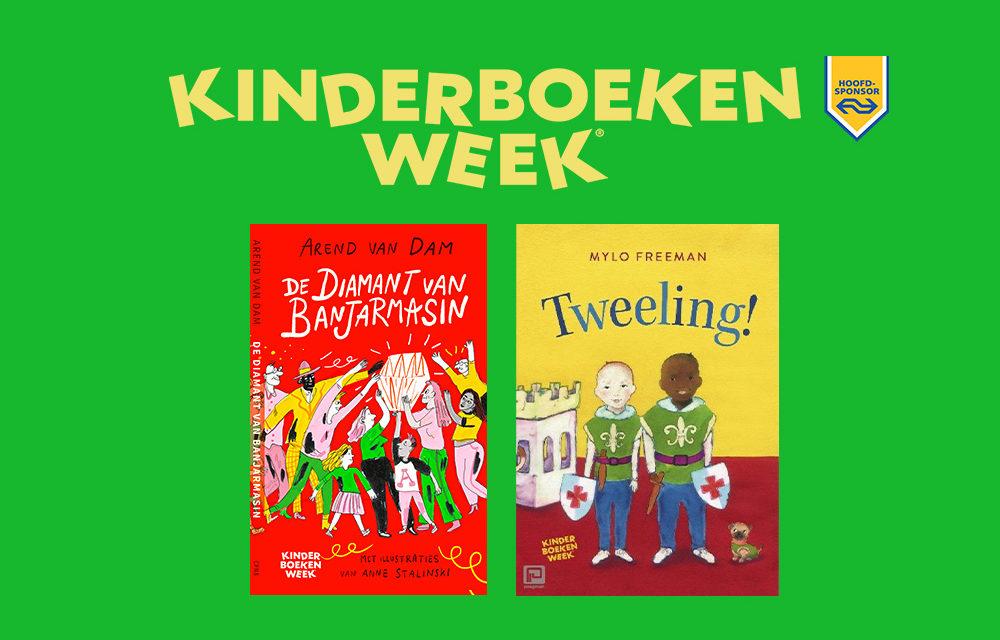 Kinderboekenweek bij Boekhandel J. Amesz