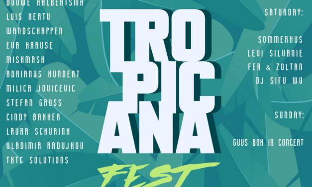 Kralingen krijgt Tropicana Fest