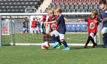 De competities zijn weer in volle gang en ook de voetbalschool gaat weer beginnen