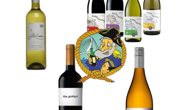 Nog een beetje vakantie vieren met een goed glas wijn?
