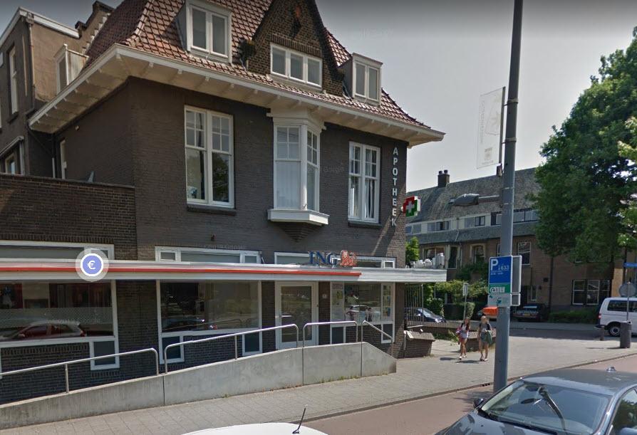 ING Oudedijk gesloten