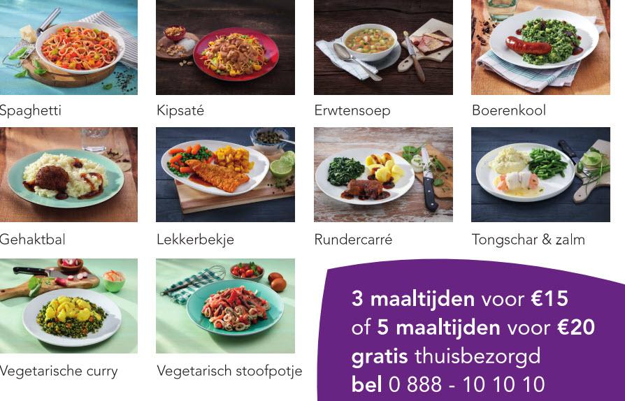 Lelie zorggroep: Maak kennis met de maaltijdservice van onze zorgwinkels
