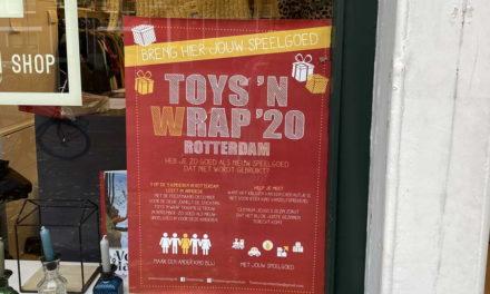 Inzamelingsactie speelgoed feestdagen voor kinderen