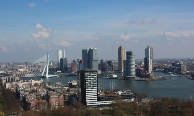 Recordaantal bouwvergunningen in Rotterdam