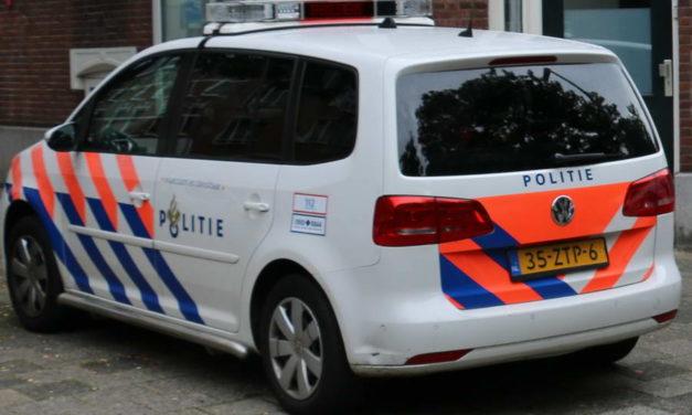 Politie zoekt ontsnapte gevangene in Kralingen met helikopter