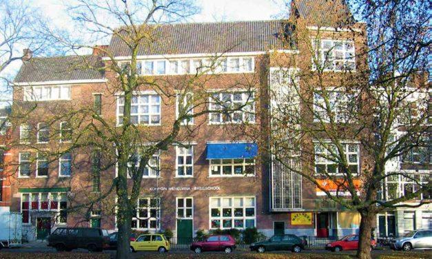 Huismeester gezocht voor voormalige Koningin Wilhelminaschool in Crooswijk