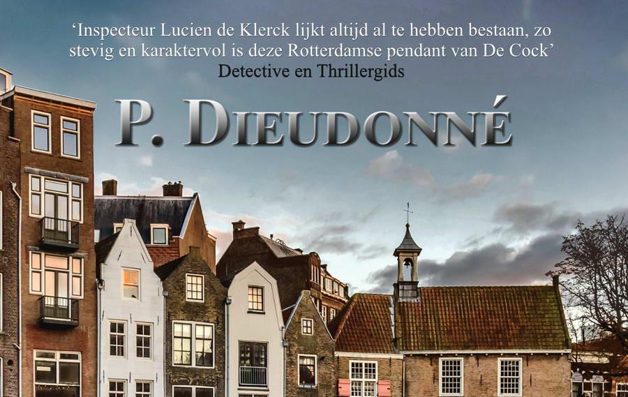"""Maastunnel in nieuwe detective van de """"Rotterdamse Baantjer"""""""