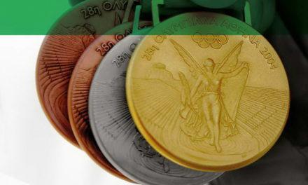 Rotterdamse plakken – 42 olympische medaillewinnaars
