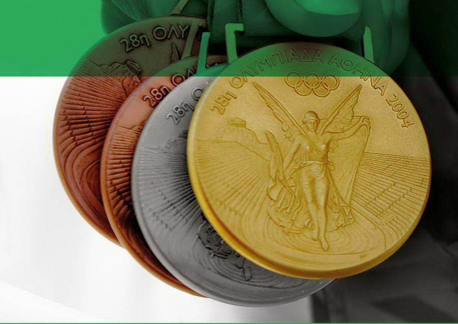 Rotterdamse plakken - 42 olympische medaillewinnaars