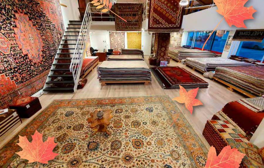 Heriz tapijten: 50 % korting op de gehele collectie