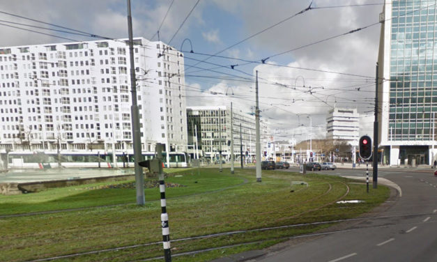 Plan voor 1.300 woningen aan Hofplein