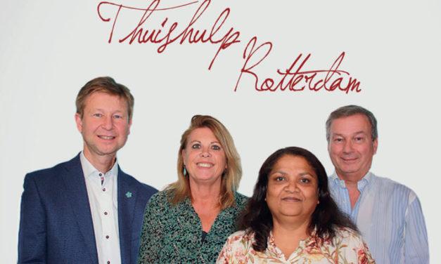UWassistent Thuishulp Rotterdam voor als het thuis niet meer vanzelf gaat