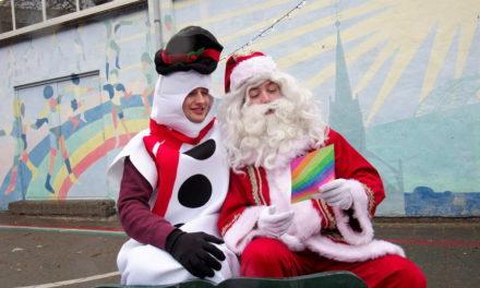 Alternatief Christmas in Kralingen