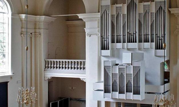 Livestream orgelconcert 2e Kerstdag Hoflaankerk