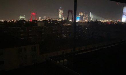 Rotterdam-centrum deels zonder stroom