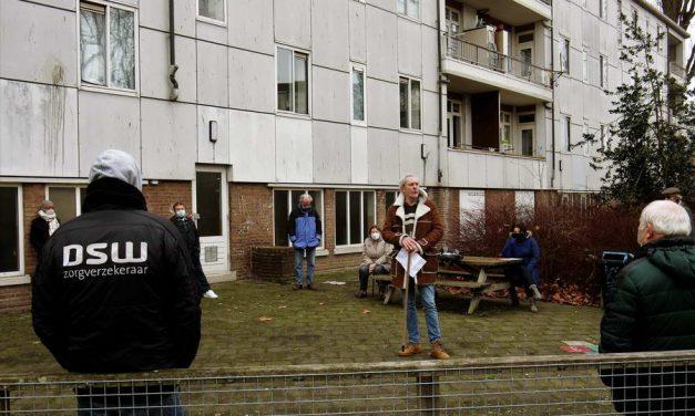 Bewoners gaan niet zomaar akkoord met plannen van Woonstad Rotterdam