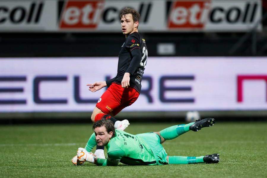 Excelsior Rotterdam begint derde periode met belangrijke overwinning