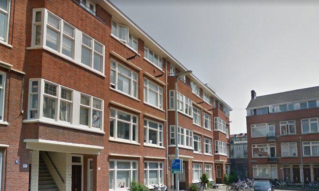 Brand huis in de Krekelstraat, vijf bewoners veilig buiten